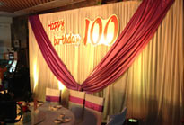 百岁寿宴庆典