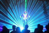专业激光舞表演