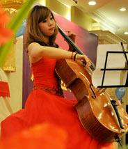 成都大提琴演奏 成都大提琴独奏
