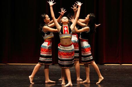 特色民族舞蹈