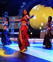 成都印度风情舞表演 印度风