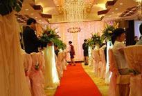 酒店婚礼现场布置方案